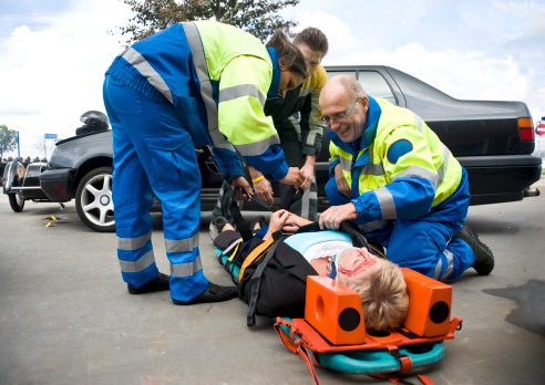 Serious Car Crash Injuries